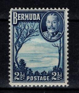 Bermuda-1936-King-George-V-2-d-SG102-Mint-MH