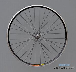 Rennrad-Hinterrad-mit-Shimano-DURA-ACE-und-Mavic-CXP33-Laufrad-10S