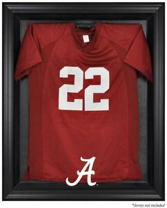 Alabama Crimson Tide Black Framed Logo Jersey Display Case - Fanatics Authentic