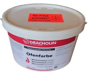 Ofenfarbe-DRACHOLIN-weis
