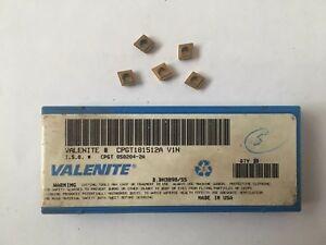 Valenite-Carbide-Inserts-CPGT181512A-Quantity-5