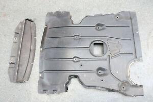 BMW-1er-E81-E87-Abdeckung-Motorraumabschirmung-Unterbodenschutz-Unterfahrschutz