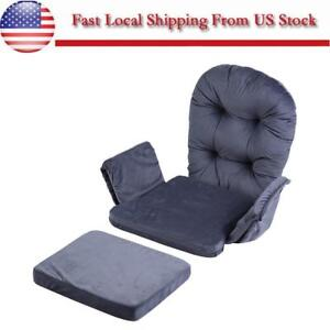 Image Is Loading For Baby Nursery Rocker Rocking Chair Glider Amp