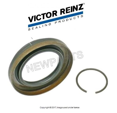 For BMW E30 Seal Differential Output Flange Victor Reinz 33 10 7 505 602