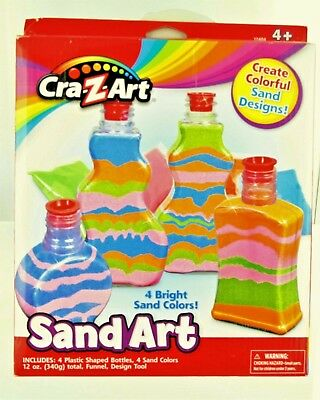 Sand Art Kit Kids Craft Kit CRA-Z-ART 1 Kit