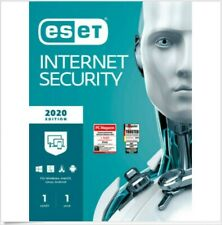 Artikelbild  ESET Internet Security 2020 Edition 1 User, NEU&OVP
