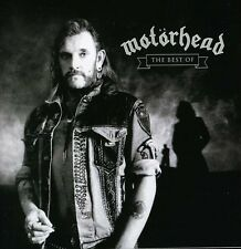 The Best of Motörhead [Roadrunner] by Motörhead (CD, Jan-2006, Phantom Import Distribution)