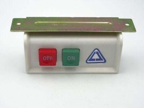 s/'adapte FRÈRE Machines à coudre industrielles Interrupteur on//off 230 volts SINGER + JUKI
