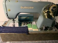 Vintage Durkopp Sewing Machine