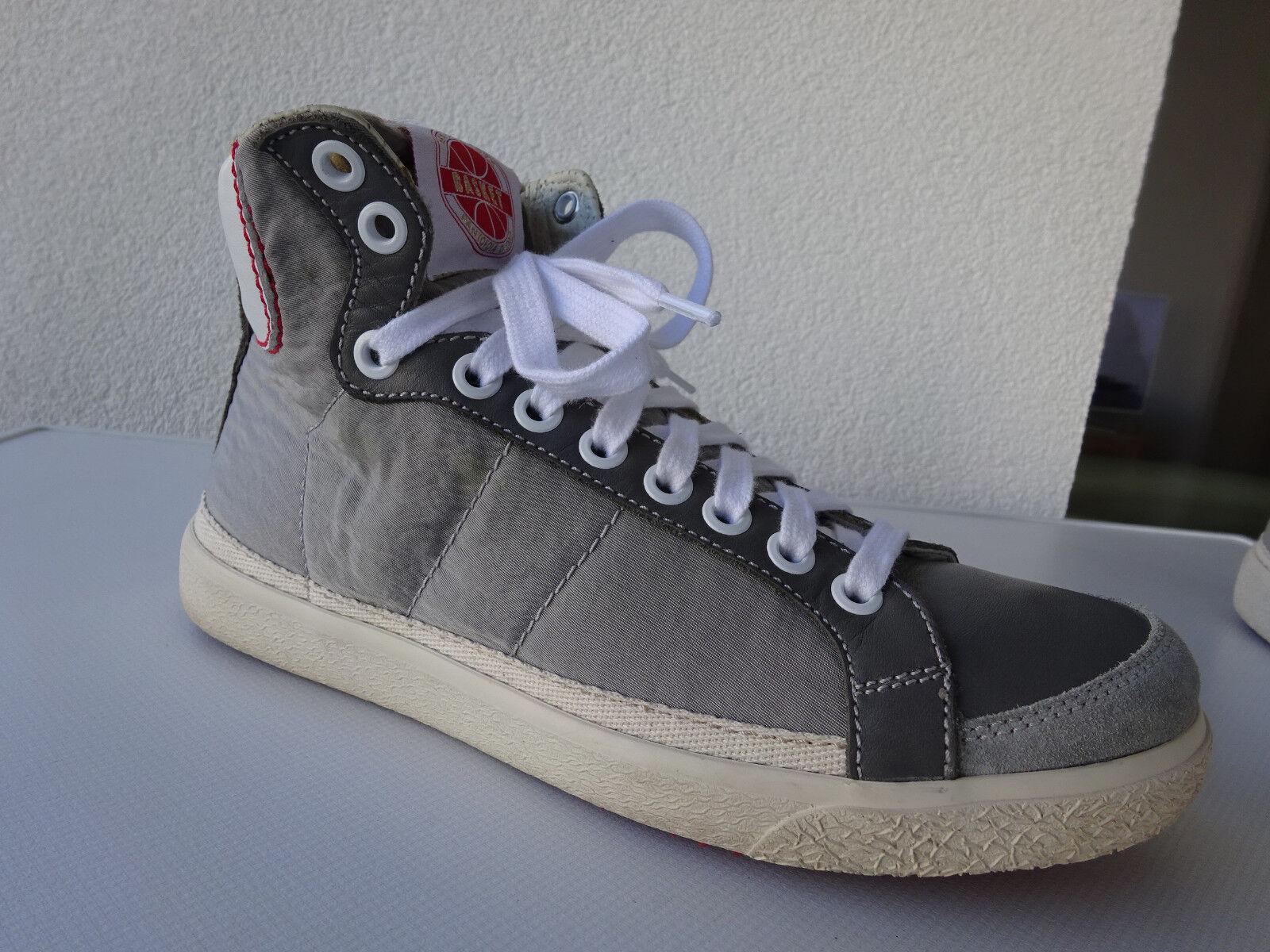 PANTOFOLA D´gold PDO gold Legend Basket High-Top Sneaker Gr.36 Neuwertig