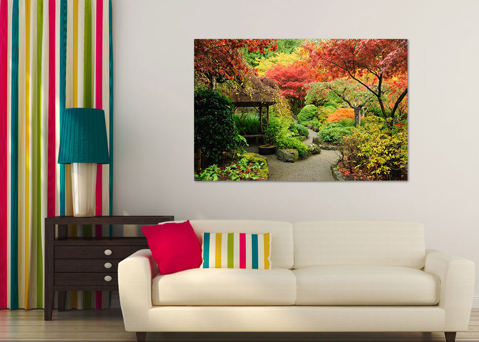 3D Herbst Wald 627 Fototapeten Wandbild BildTapete AJSTORE DE Lemon