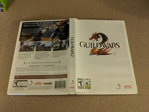 Details about GUILD WARS 2 PC GAME EX+NM CONDITION COMPLETE!-