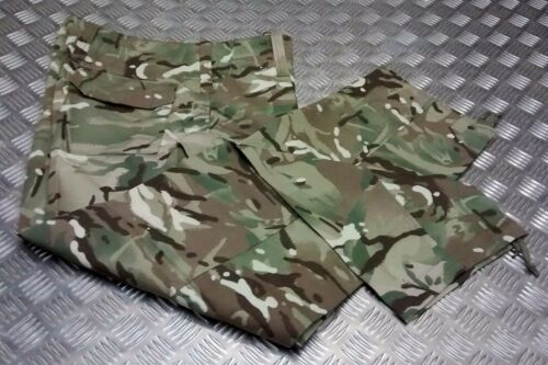 Leggero Clima Inglese Mimetici Mtp Militare Autentico Stile Pantaloni Esercito qptFROW