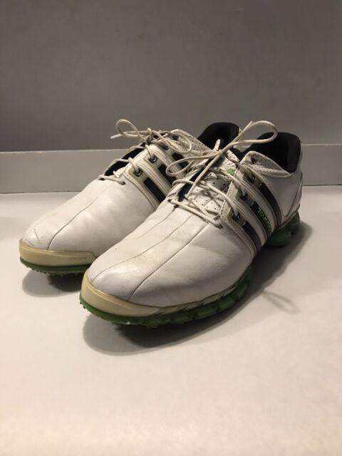adidas Men's Tour 360 Boost 2.0 Golf Shoe 8.5 US - White