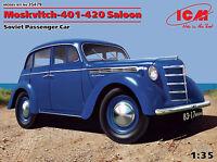 ICM 35479 - Moskvitch-401 - 420 Saloon