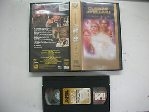 GUERRE STELLARI Edition Special 1997 VHS Italian