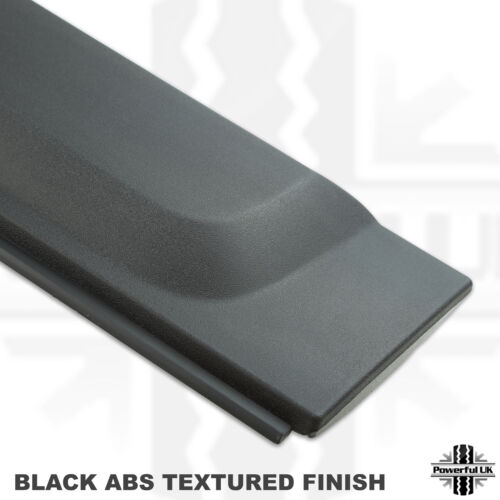 Drivers door lower black plastic moulding right RH for Discovery 3+4 LR3 LR4 ABS