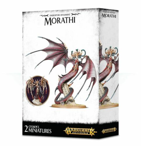 Warhammer Age of Sigmar Daughters of Khaine Morathi
