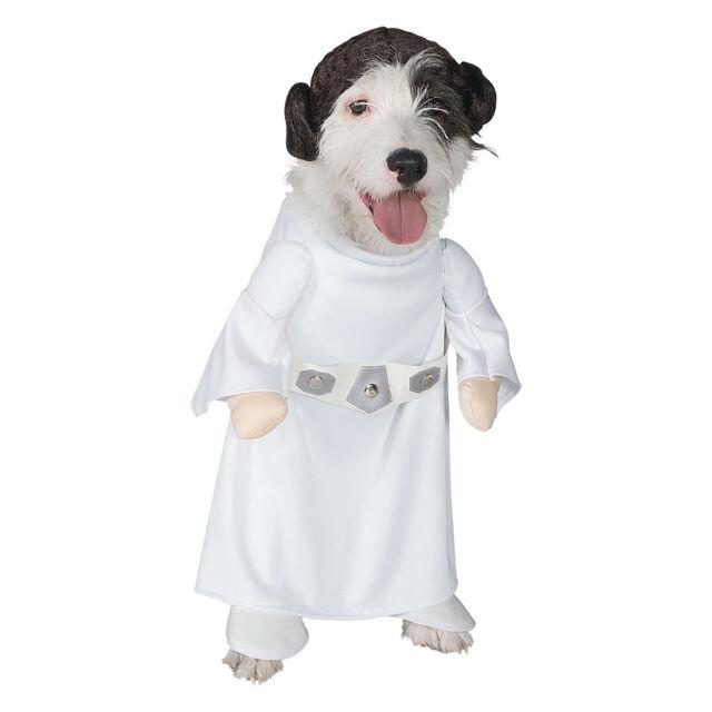 star wars princess leia pet halloween costume