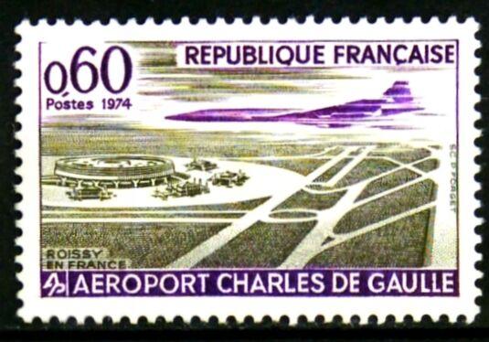 France 1974 Yvert n° 1787 neuf ** 1er choix