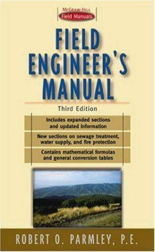 Field Engineer's Manual-ExLibrary