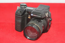Konica Minolta DiMAGE A2 8,0 MP Digitalkamera - Schwarz - DEFEKT #0511