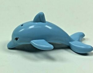 Jumping Dolphin Animals Bright Light Blue LEGO Parts