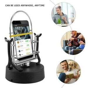 Automatic-Walking-Swing-Mobile-Phone-Artifact-Pedometer-Stepper-Newton-Rocker