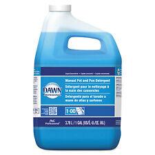 Dawn Professional Manual Pot & Pan Dish Detergent Original 4/Carton 57445CT