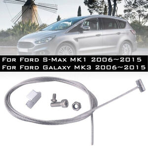 Frein-a-Main-Levier-Liberation-Bouton-Poignee-Cable-Pour-Ford-S-Max-Galaxy