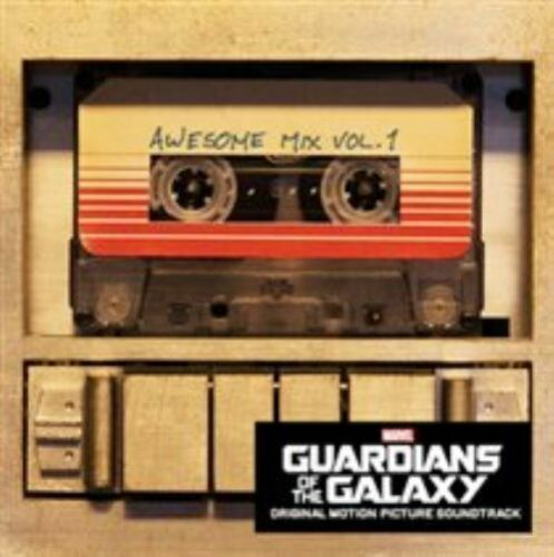 1 of 1 - Guardians of the Galaxy: Awesome Mix, Vol. 1 by Various Artists (CD,...