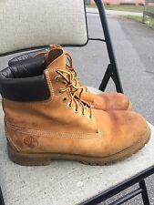 Mens Timberland Size 9.5 Work Boots