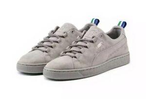Puma Suede X Big Sean Ash Grey Fashion Lifestyle Limited Edition ... 67e37010d