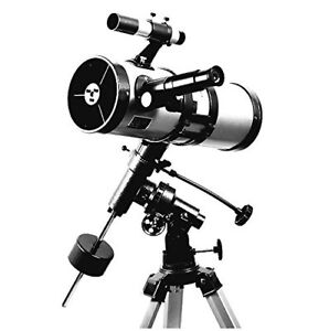Visionking-114-1000-Reflector-Astronomical-Telescope-Space-Moon-Star-Observer