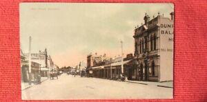 1900-039-s-Postcard-Balaclava-Melbourne-Australia-age-news-r-t-barnes-advertising