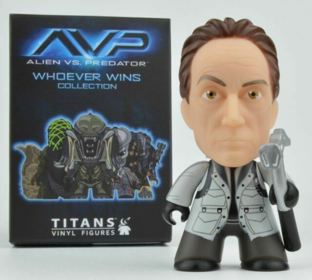 """Titans AVP WHOEVER WINS COLLECTION Mini Series BISHOP 3/"""" Vinyl Action Figure"""