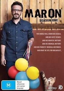 Maron-Season-1-DVD-2015-2-Disc-Set-free-postage