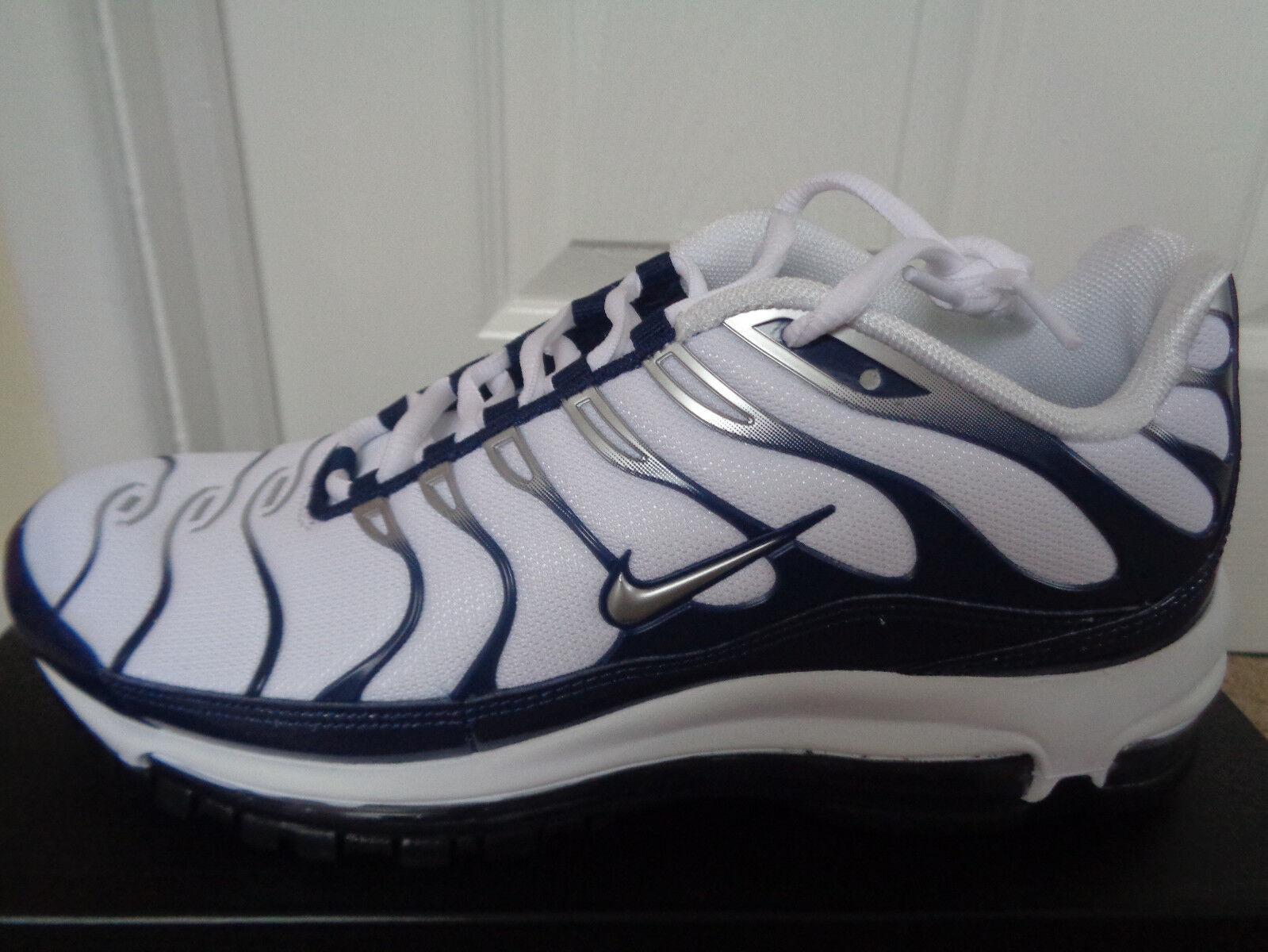 Nike Air max 97   plus trainers schuhe AH8144 100 uk 8.5 eu 43 us 9.5 NEW+BOX