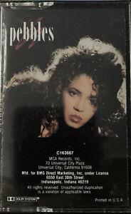 Penbles Self Titled Cassette Tape 1987 MCA