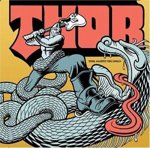 THOR-Thor-Against-The-World-CD-2005-NEW-OVP
