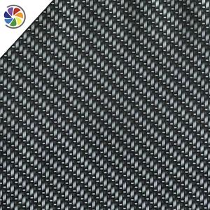 "Hydrographics Film Fine Black Chainmail Carbon Fiber 20/"" x 6.5/'"