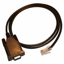 Rib-less Cable para Motorola gm340 y similares Radios