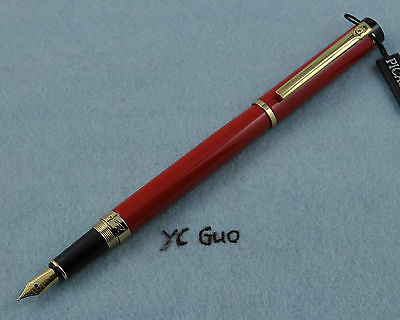 Picasso 908 Century Pioneer Red Fountain Pen Without Box