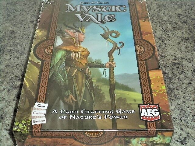Mystic Vale - AEG Board Game New