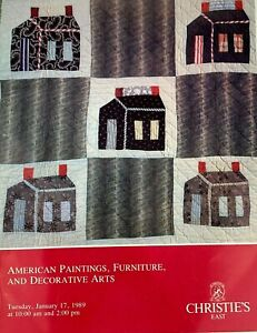 Christie S East American Paintings Furniture Decorative Arts 1989 Auction Ebay