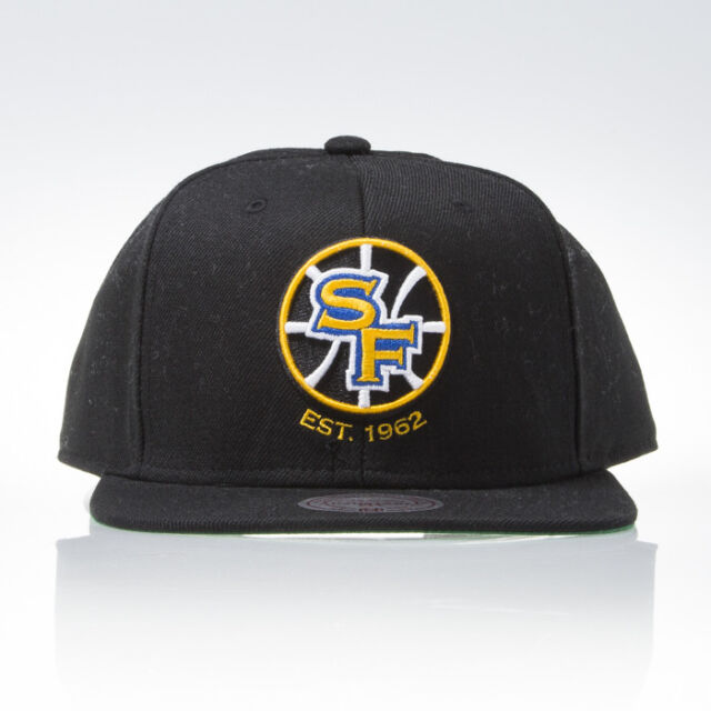 0bdcf99b Brand New Mitchell & Ness San Francisco SnapBack One Size Fit All NT78Z