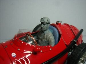 FIGURINE-FANGIO-DRIVING-FOR-CMC-MASERATI-250-F-1957-VROOM-UNPAINTED