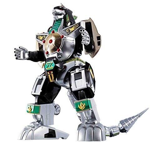 environ 17.78 cm Power Rangers Soul of Chogokin Gx-78 dragonzord Figure 7 in action figure soul