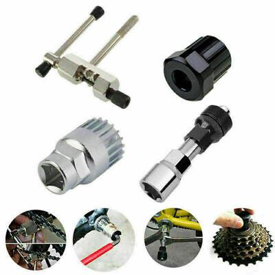 Fahrradkette Bike Kurbel Achse Extractor Entfernung Reparatur Tool kit//Set