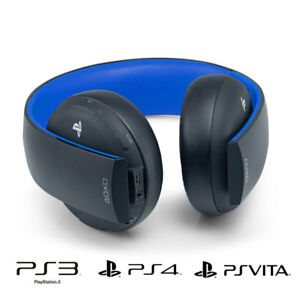 Sony-PlayStation-Genuine-Wireless-Stereo-Headset-7-1-CH-2-0-for-PS4-PS3-PS-Vita